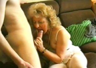 Grandma Hookup