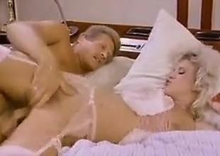 Blonde Mummy In Undergarments Shagging Classic
