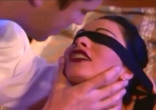 Compliation of Blindfolded Ladies 07