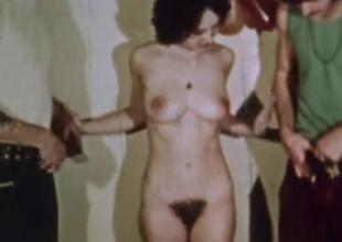 Legendary Porn at the violate 1970s  Glad Fuckday
