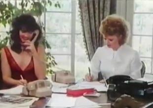 Colleen Brennan milks & messy telephone sex