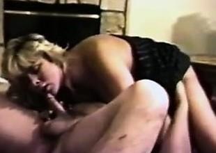 Grown-up Woman Having Uttered Sex Enjoyment
