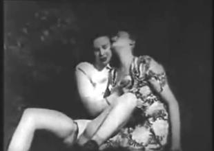 Primeval Voyeur Porn 1920s!