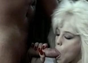 Barbi Dahl - Terrific Pornstar Interesting Atop Three Cocks