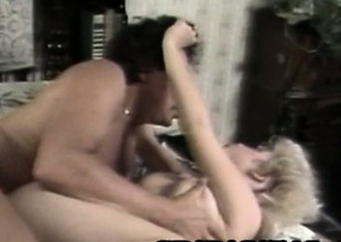 Barbi Dahl - Retro Blonde Newborn Screwing Skills