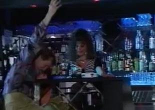 Barmaid Go DP Naughty