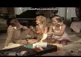 Trine fuck movie with sexy ladies