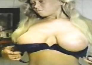 College big tits beauty