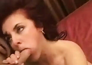 Jaroslava Mature Hairy Lady Screwed By Young Fellow
