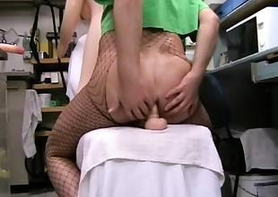 KrisztinaSissy ass fuck more dildo 1.0