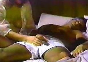 Lusty husband fucked hot gripe to the fullest extent a finally his wifey was sleeping!