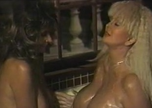 Breast Bathing Phase For Housekeeper With an increment of Maid
