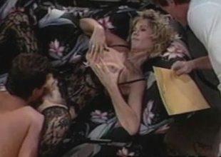 Kimberly Kane  Blonde Cougar Sample Penetration