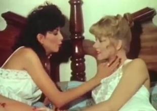 A Lacy Affair Lesbo Scene 3