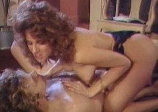 Krista Urgency  Hot Baby Pleasing A Hairy Shaft