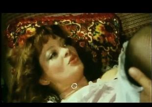 Bavarian bombshell prog cock in vintage intercourse video