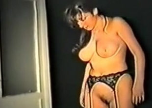 Vintage sexy mature i'd feel attracted nearly to fuck cougar cuckold