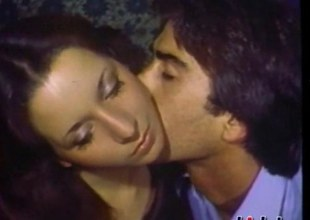 This vintage slut sucks increased by fucks like a pornstar