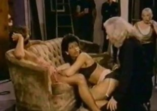 Vanessa Del Rio Takes A Cum-Load On Will not hear of Thick Confidential