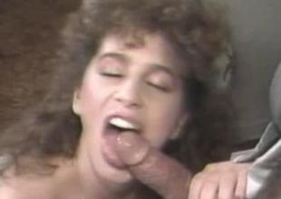 Keisha  Elegant Retro Babe Fucked By Ron Jeremy