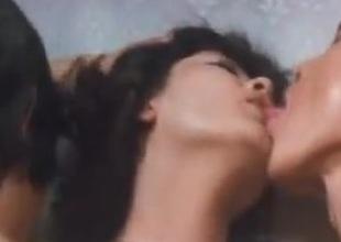 Crazy for Fancy 1971 (Threesome morose scene) MFM