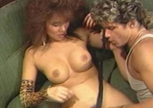 Jade East  Oriental Bitch Pleasuring A White Dick