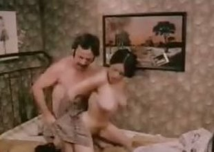 Vintage Master-work Retro Pornstar Colette Choisez (Patricia Rhomberg)