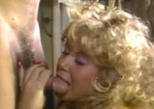 Blondie Bee  Cock Ravening Babe Face Spermmatized
