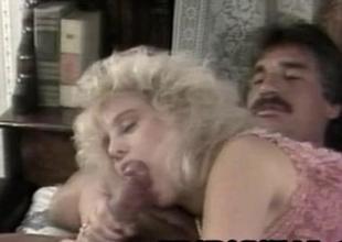Barbi Dahl  Retro Blonde Honey Going to bed Skills