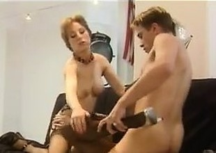 Fisting And Fucking Threesome Classic