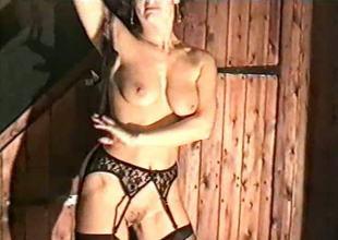 Mature stripper