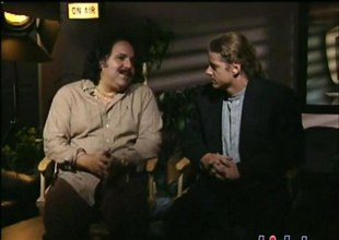 Classic vintage pornography with Ron Jeremy and Peter North