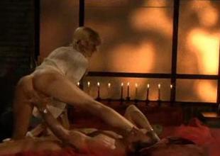 Romantic Vintage Porno Episode with Hot Comme ci Neonate