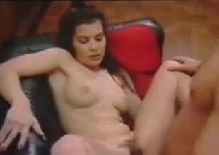 Cute German college girl from be passed on 90 s